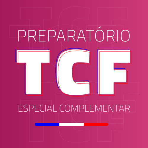 preparatório TCF