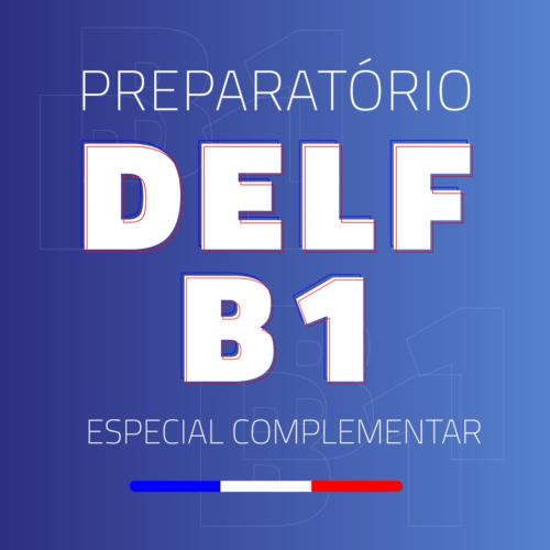 Preparatório DELF B1